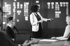 Brainstorming segments de clientèle