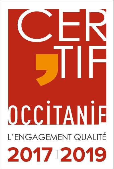 Logo Certif'Occitanie