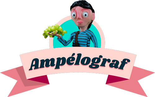 Logo de l'application Ampelograf